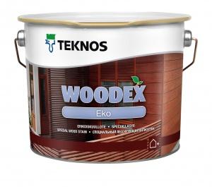 WOODEX EKO фасадное масло